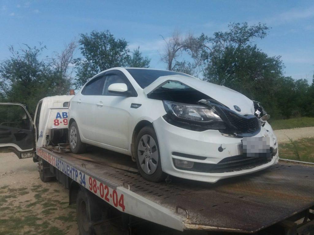Выкуп битых аварийных авто после ДТП в Котельниковском районе